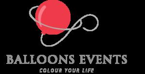LOGO BALLOONS EVENTS